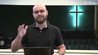 Diário de um Pastor com o Reverendo Diego Maynardes  - Tiago 1:2-4 - 25/05/2021