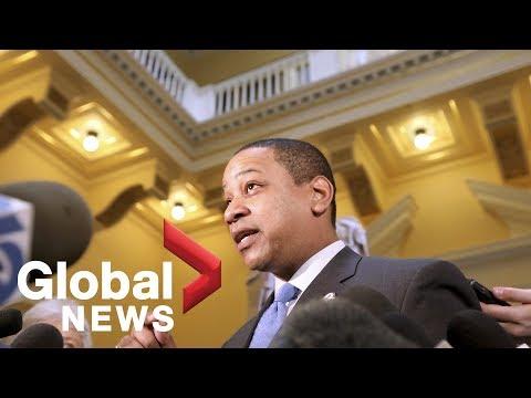 Virginia lieutenant governor denies sexual assault allegation