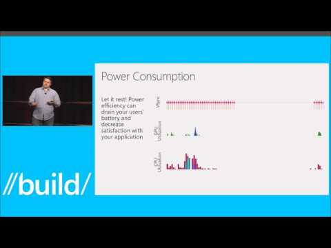 Build 2013 - High Performance Web Platform