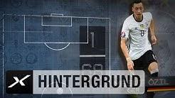 Mesut Özil mit unglaublicher Quote gegen Nordirland | Nordirland - Deutschland 0:1 | EM 2016
