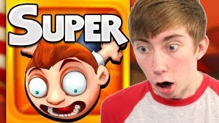 SUPER FALLING FRED (iPhone Gameplay Video)