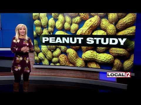 New study shows peanuts may help control diabetes