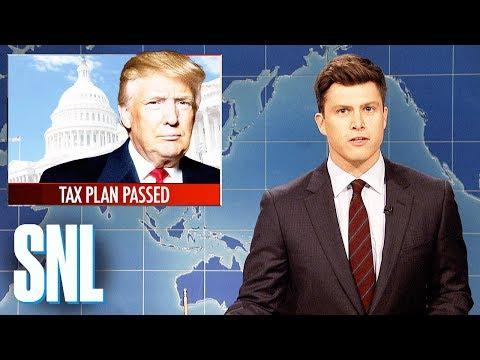 Weekend Update on the GOP Tax Plan - SNL