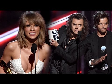 2015 Billboard Music Awards Winners Recap: Taylor Swift, e Directi, Iggy Azalea