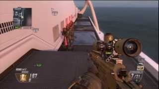 BLACK OPS 2 : 6 KILLS ONE BULLET ! ! ! (TEST)
