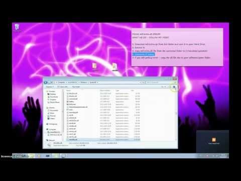 Fixing mfc100u.dll Error mfc100u.dll Free Download