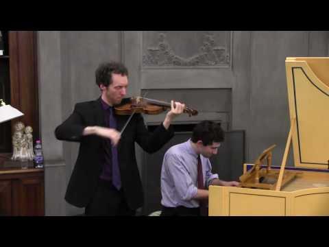 Vivaldi: Sonata in C major, op. 2 no. 6 (Dorian Komanoff Bandy and Daniel Walden)