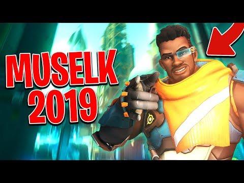 Muselk Plays the new Hero BAPTISTE [Overwatch] thumbnail