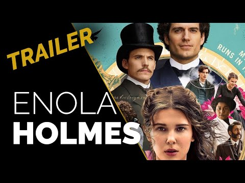 Enola Holmes Trailer deutsch/german (2020) – Traileranalyse / Trailer Breakdown