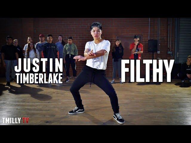 Justin Timberlake - Filthy - Choreography by Jake Kodish - #TMillyTV ft. Everyone