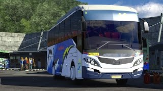 Euro Truck Simulator 2 - Discovery P.O Sugeng Rahayu + Map I.Z.I Vol-1 Standalone Map Indonesia