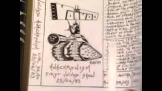 MARK RIDDICK / Logos From Hell (Book)