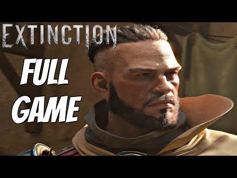 EXTINCTION - Gameplay Walkthrough Part 1 FULL GAME (PS4 PRO) 1080p 60fps