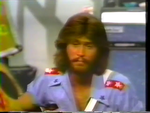 Bee Gees - Q & A with the audience LIVE @ Soundstage, Chicago  1975  10/19