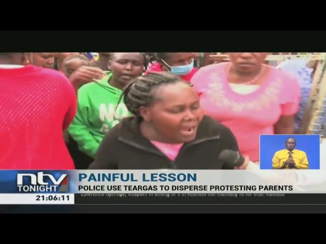 Kiambu: Class eight pupil falls off a flag pole and dies