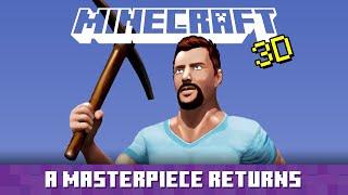 Minecraft 3D (1994) – Exclusive Footage