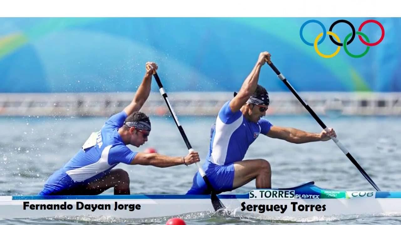 Mens Canoe Double 1000m In Rio 2016 Olympics