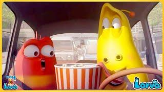 Larva Nightmare ( Season 1 ) Larva Cartoons - Comics 🍟 Comedy Movies 2020🥟 New Animation Movies 2020