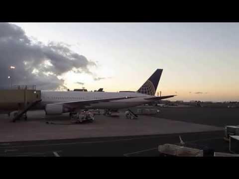Sunrise Honolulu International Airport Oahu Hawaii