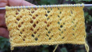Ladies Sweater Knitting Pattern   Jacket Design  