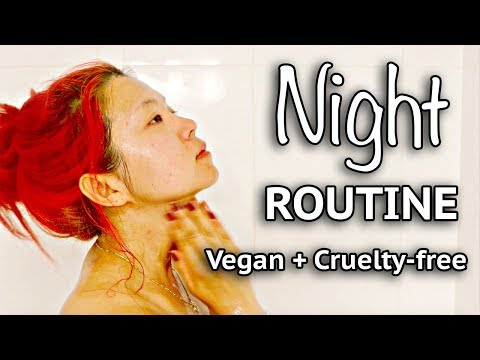 MY NIGHT PAMPER ROUTINE (Vegan + Cruelty Free - affordable products)