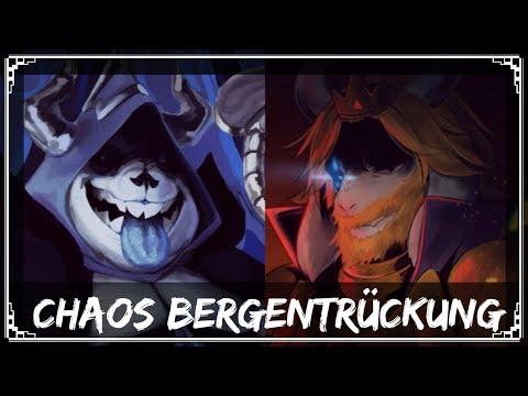 [Deltarune Remix] SharaX - Chaos Bergentrückung
