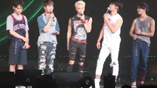 150927 Shinee World IV In Bangkok 2015 Part 3