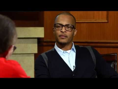 Columbia Records Puts The Art First And The Business Second | T.I. Interview | Larry King Now Ora TV