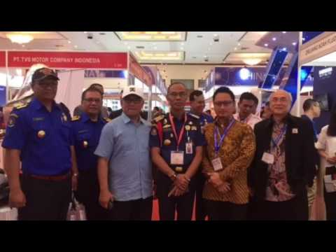 Indo Firex Exhibition 2017 - Protekta Logistik