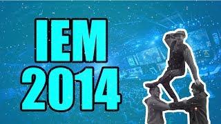 2014 to kurła były czasy, nie to co tera - IEM 2014!