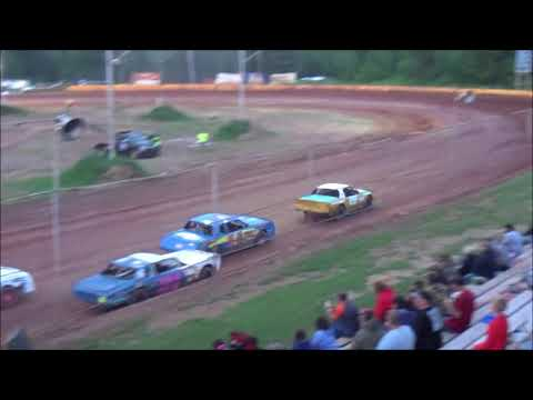 Pure Stocks 6 9 18 Tomahawk Speedway