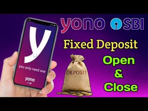 SBI Bank Fixed Deposit Create In Mobile | Yono SBI In Tamil | Yono SBI Fixed Deposit Create