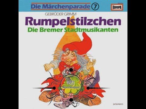 Rumpelstilzchen - Märchen Hörspiel - EUROPA