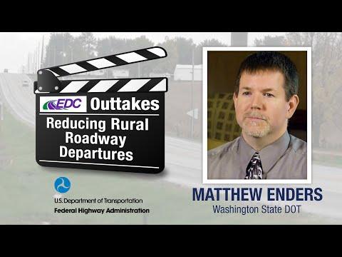 FoRRRwD Matthew Enders Washington State DOT