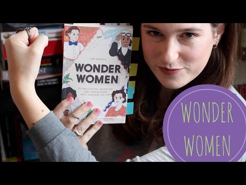 💪🏼 WONDER WOMEN 💪🏼 | Book Review | Drinking By My Shelf