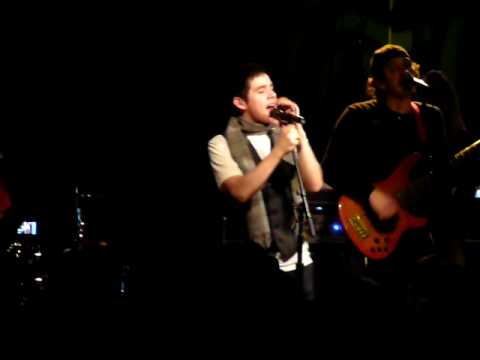 Download David Archuleta - Waiting for Yesterday - Northampton, MA