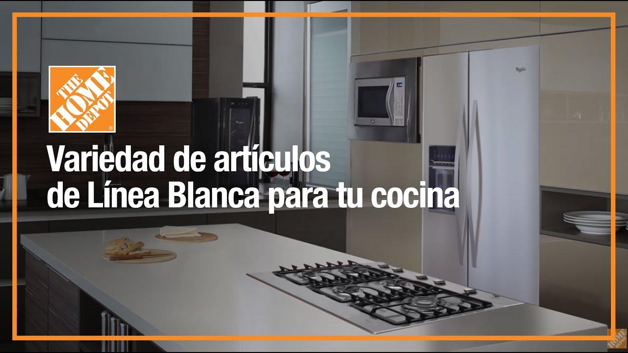 Arma tu cocina con lo mejor en l nea blanca youtube for Cocinas integrales en linea