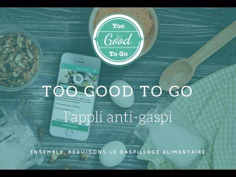 Too Good To Go - L'Appli Anti-Gaspi À Prix Mini ! - Youtube