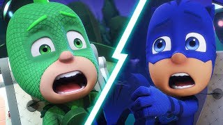PJ Masks Deutsch Pyjamahelden | Wilde Fahrten! | Cartoons für Kinder