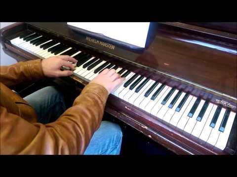 Na Krmitku - Petr Eben - Grade 1 ABRSM piano C3
