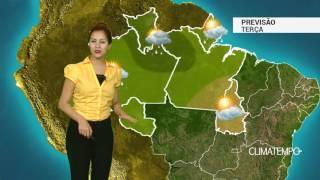 Previsão Norte - Tempo instável no extremo norte