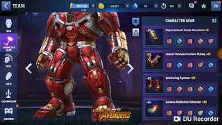 Marvel Future Fight Update! Proxima and Quicksilver to 6 stars! Thanos Almost to 5 Stars!