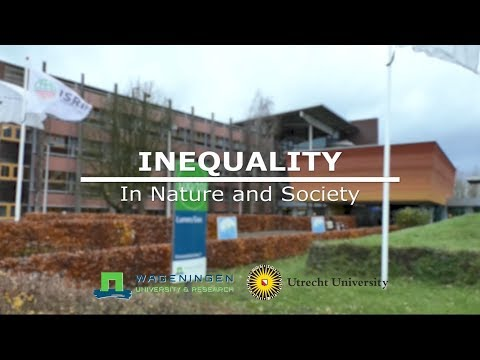 Inequality in Nature and Society