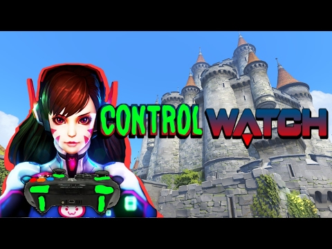 PLAYING OVERWATCH PC WITH A CONTROLLER | W/ SulimanGamer