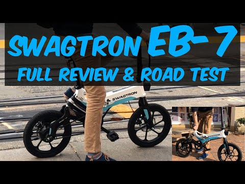 Swagtron EB-7 Full Review - Best Value For Money E-Bike - Watch This Before You Buy The EB-5
