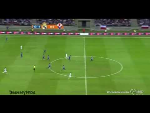 Real Madrid 1-2 Fiorentina (16.08.2014) HD