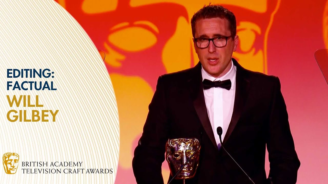 Download Will Gilbey Wins Editing: Factual for Bros: After the Screaming Stops   BAFTA TV Craft Awards 2019