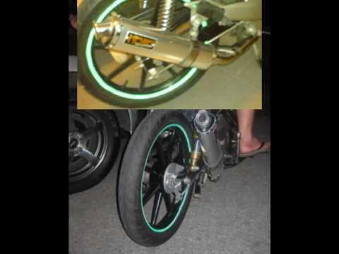 Modenas Xcite Kawasaki Kaze Zx 130 2 Youtube