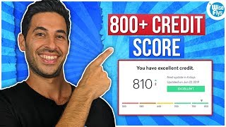 5 Ways To Get An 800 Credit Score