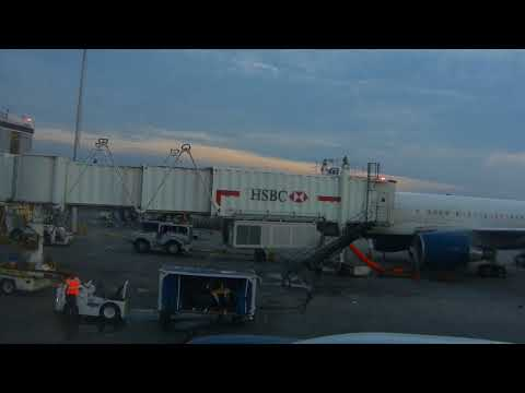 Departing from JFK New York Oct 2017 1/3